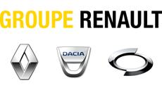 Logo Carousel Groupe Renault