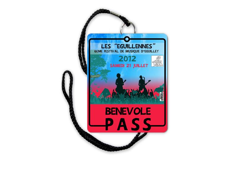Pass festival pour les bénévoles