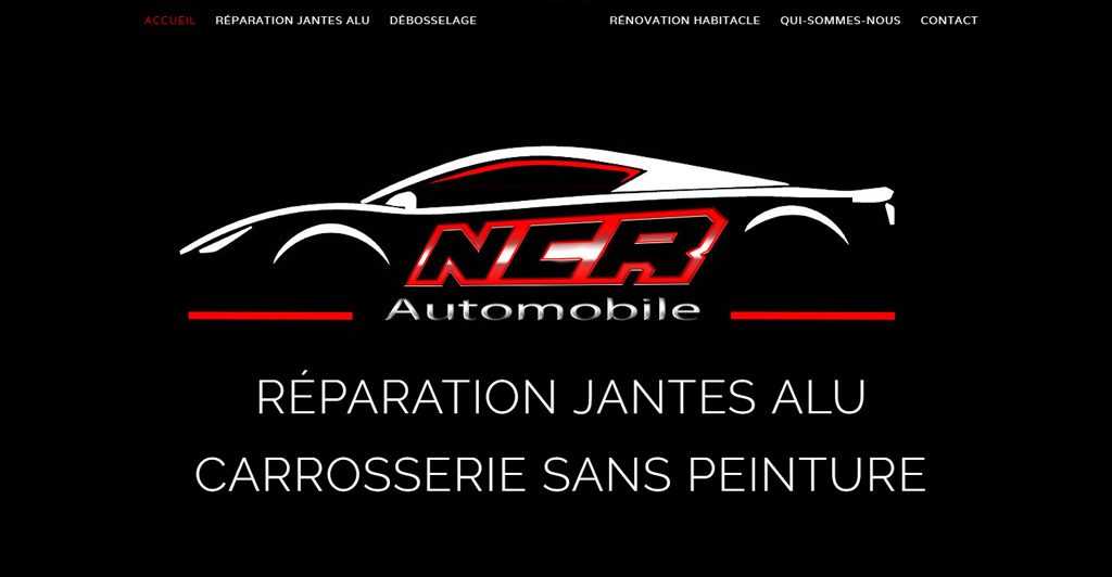 NCR Automobiles - Dévoilage Jantes Alu - Carrosserie sans peinture