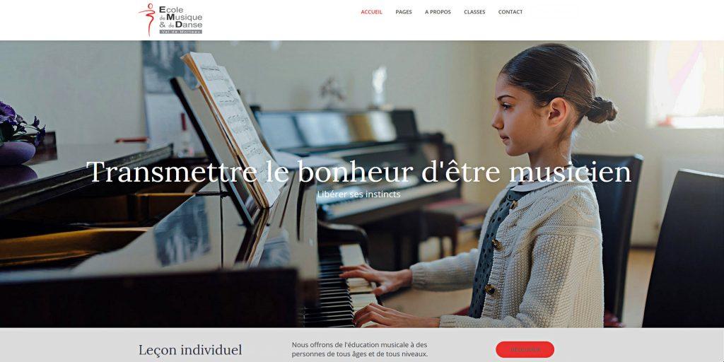 Ecole de Musique et Danse du Val de Morteau